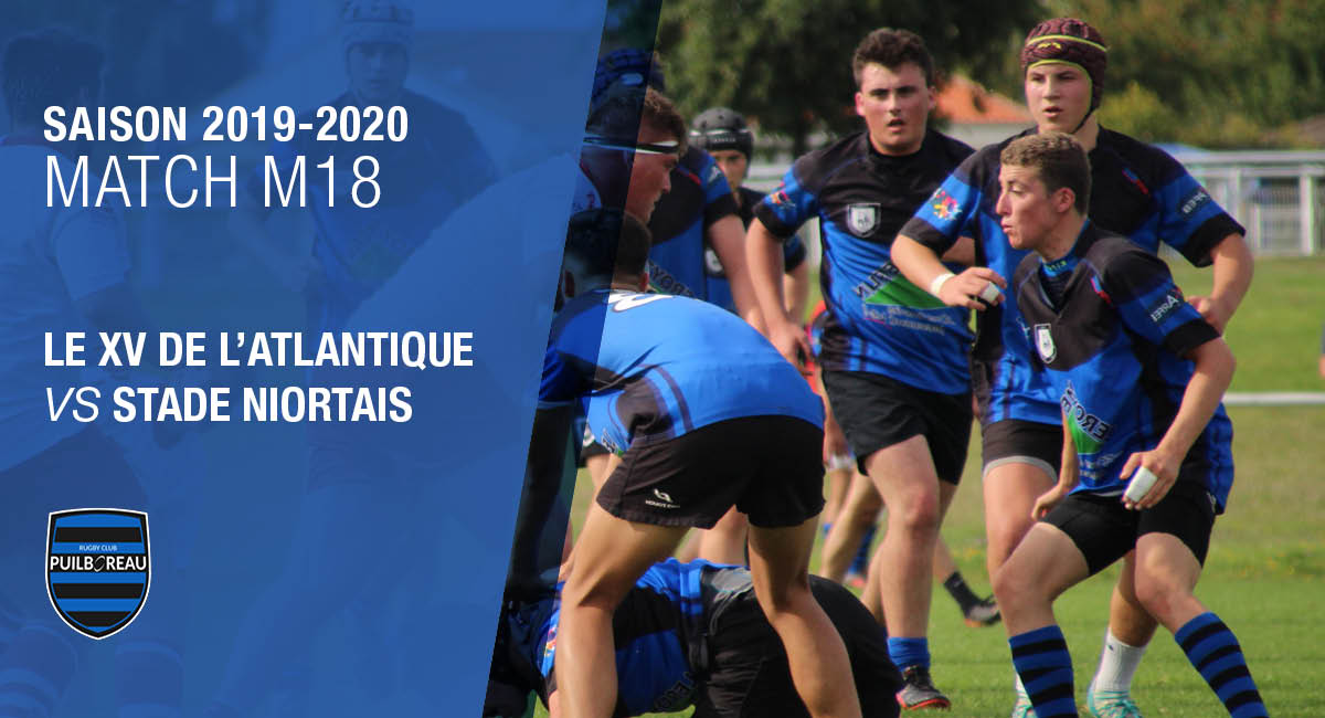 XV de l'Atlantique vs Stade Niortais